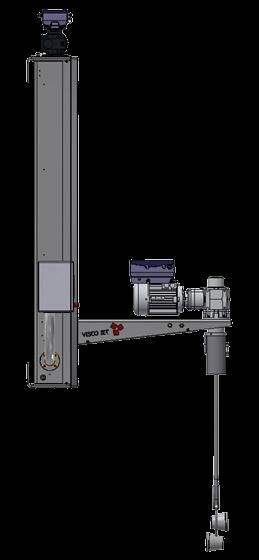 Штативная мешалка VJ455