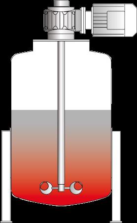 Мешалки для емкостей VJ500